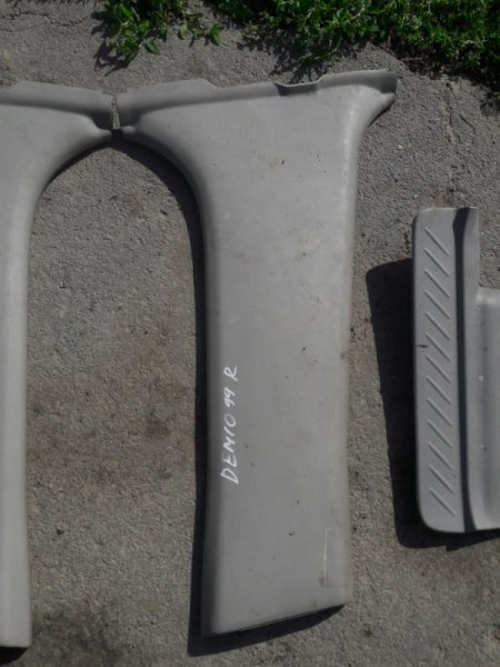 Пластик обшивка салона Mazda Demio DW3W B3 1999