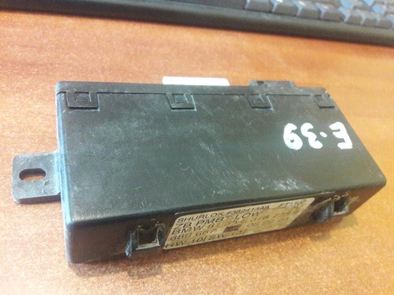 Блок управления системой комфорта Bmw 525I E39 M52TU 1999