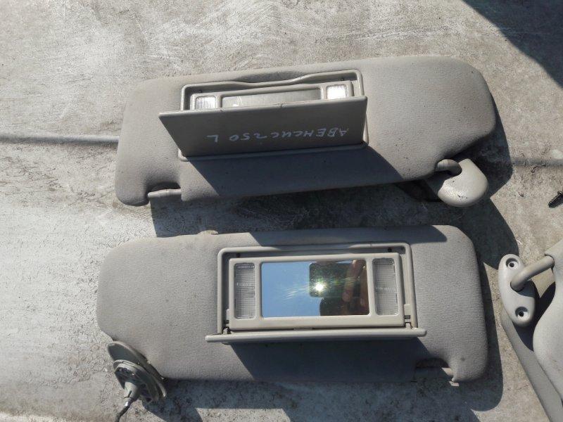 Козырек солнцезащитный Toyota Avensis AZT250, AZT255 1AZFSED4 2007