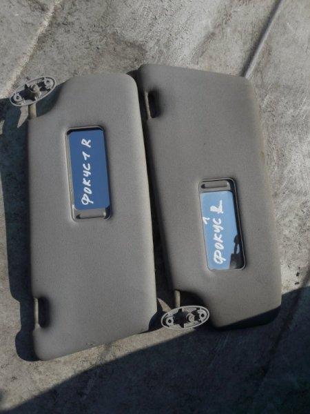 Козырек солнцезащитный Ford Focus 1 ZETEC 2.0 , DURATEC 1.6 2004