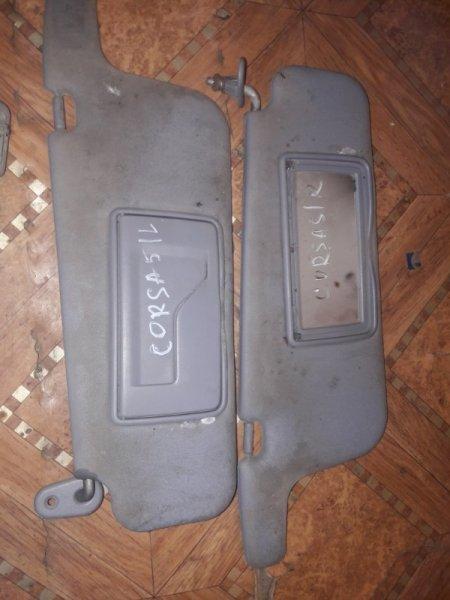 Козырек солнцезащитный Toyota Corsa EL51, EL53, EL50 4EFE, 5EFE 1999