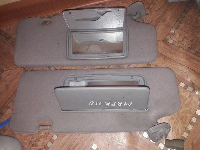 Козырек солнцезащитный Toyota Mark Ii GX110,GX115 1GFE 2001
