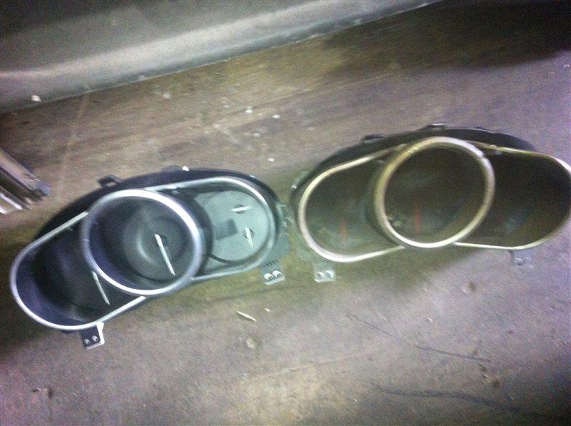 Щиток панель приборов Mazda Cx7