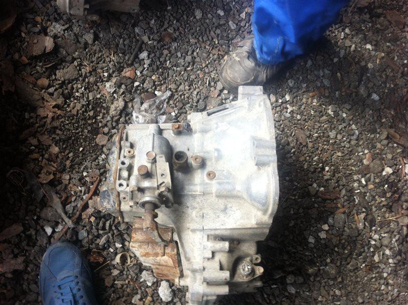Коробка переключения передач Toyota Starlet EP70 2E