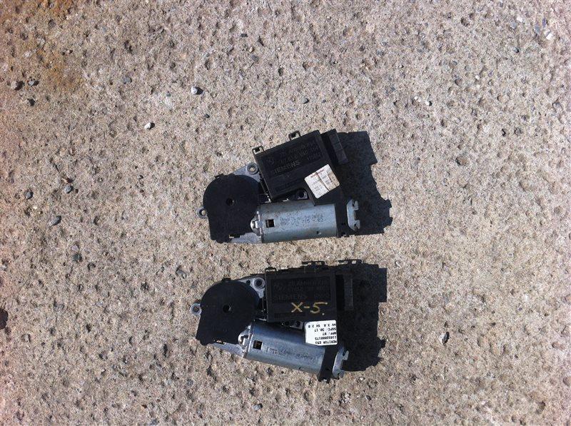 Мотор люка Bmw X5 53
