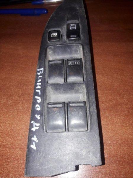 Блок управления стеклоподъемника Nissan Wingroad Y11 QG15DE 2000 передний правый