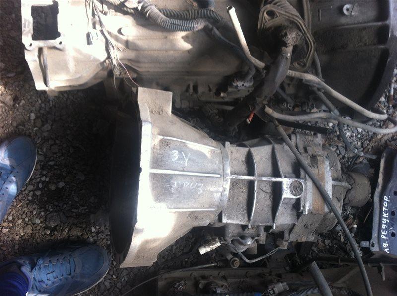 Коробка переключения передач Toyota 3Y