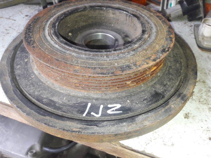 Шкив коленвала Toyota Mark Ii JZX105 JZX100 1JZ 1998