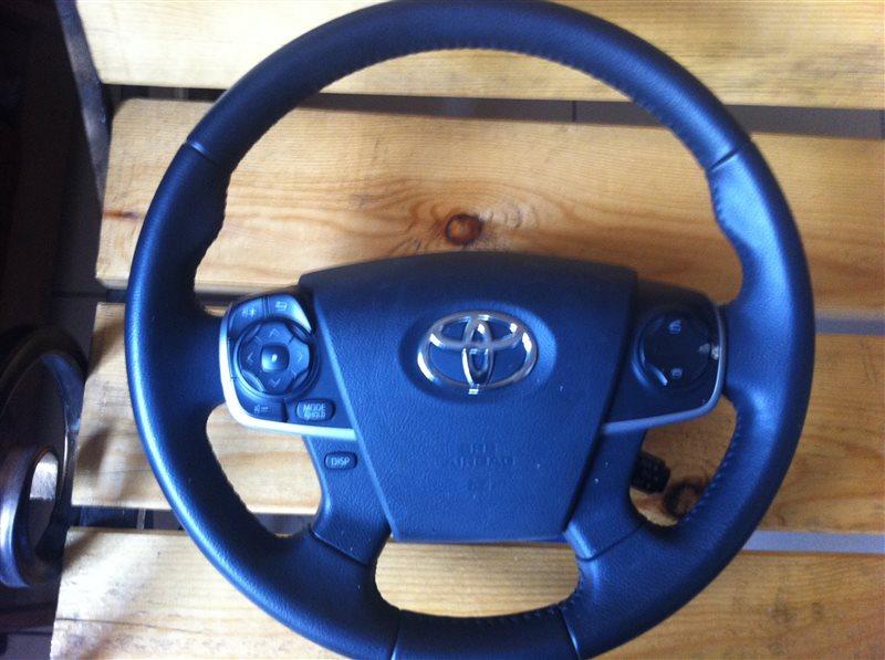 Руль Toyota Camry ASV50