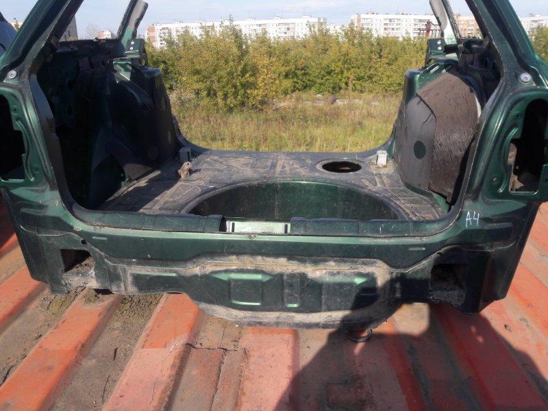 Полка багажника (задняя панель) Audi A4 B5 УНИВЕРСАЛ ARG 1.8 НЕ ТУРБО 2000