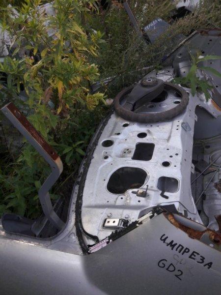Петля крепление крышки багажника Subaru Impreza GD2, GDC, GDD, GD3 EJ15 2006