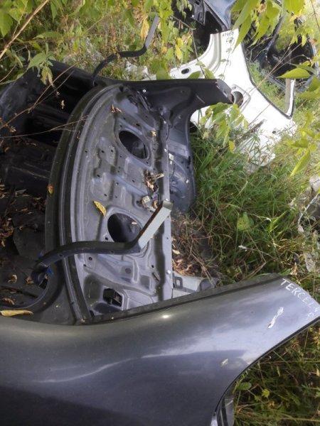 Петля крепление крышки багажника Toyota Tercel EL41, EL43, EL44, EL45 4EFE, 5EFE 1993