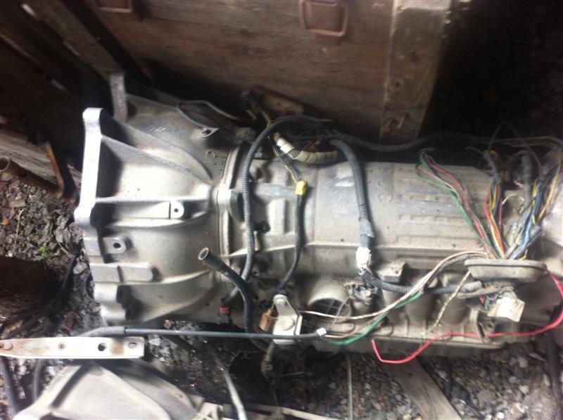 Коробка переключения передач Mitsubishi Pajero 6G74 1995