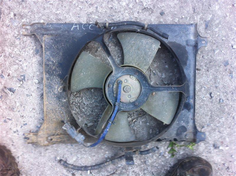 Вентилятор радиатора Honda Accord CF
