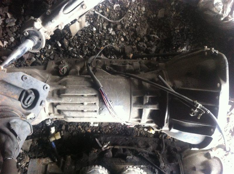 Коробка переключения передач Toyota Hilux Surf 2L