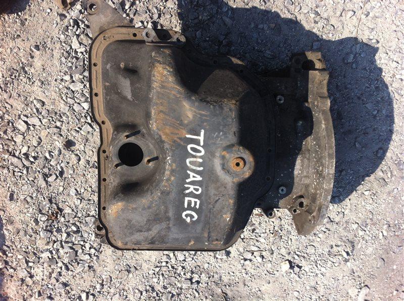 Поддон двигателя Volkswagen Touareg 3.0D
