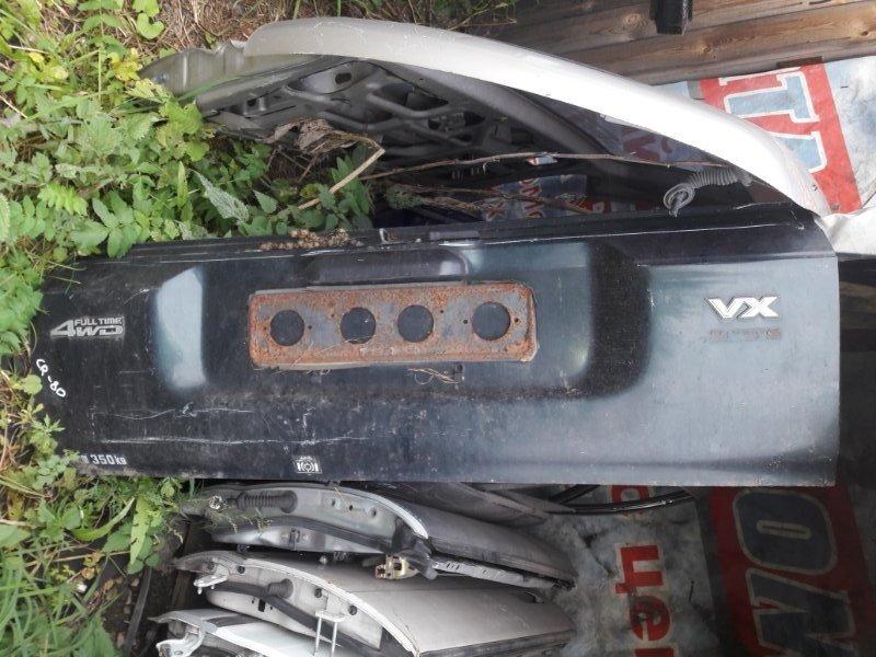 Дверь 5-я дверь багажника Toyota Land Cruiser HDJ81, HDJ80, HZJ81, HZJ80, FZJ80, FZJ81 1HD, 1HZ, 1HDT 1995 нижняя