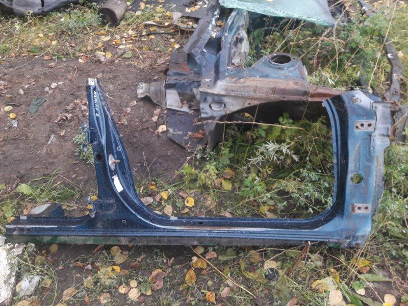 Порог кузовной Toyota Sprinter Marino AE101, AE100 4AGE, 4AFE, 5AFE 1993 правый