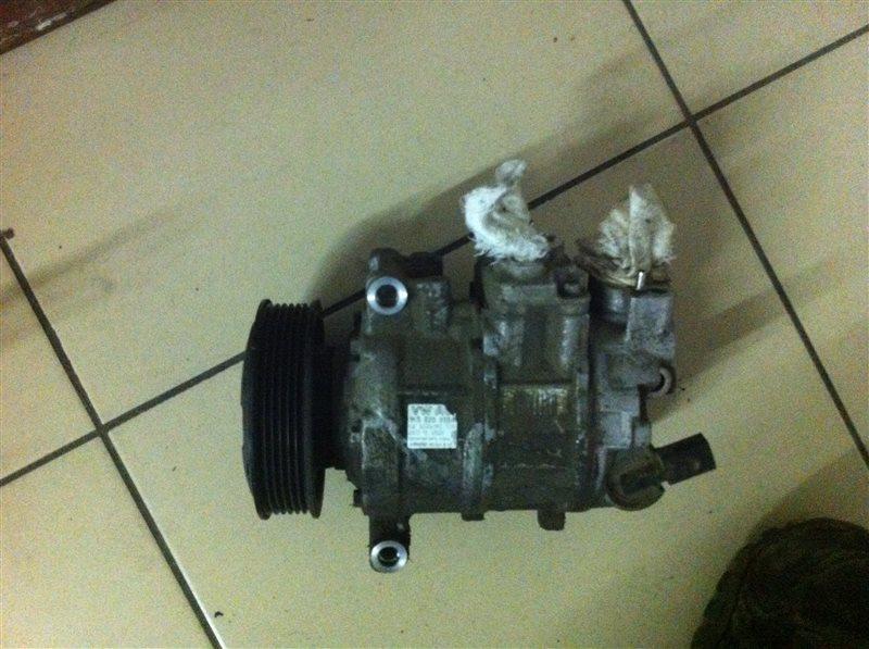 Компрессор кондиционера Volkswagen Tiguan 5N2 2.0TFSI 2014