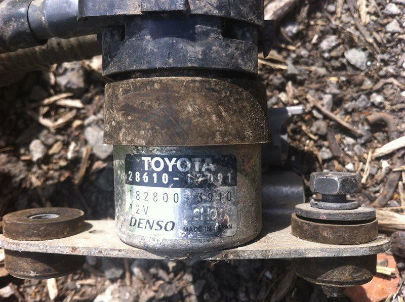 Реле свечей накала Toyota Land Cruiser 80 1995