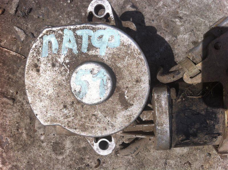 Мотор блокировки раздатки Nissan Pathfinder 51 2008