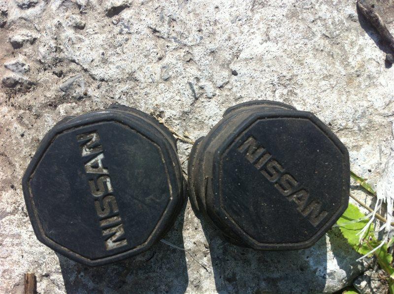 Колпачек диска Nissan