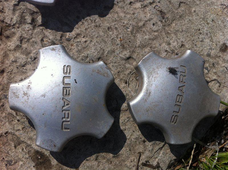 Колпачек диска Subaru
