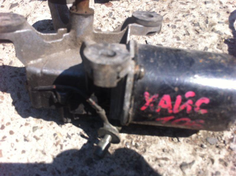 Мотор дворников двигатель стеклоочистителя Toyota Hiace 106