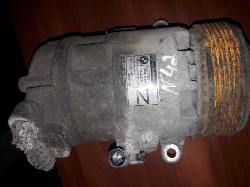Компрессор кондиционера Bmw 318I E46 N42B20 2003