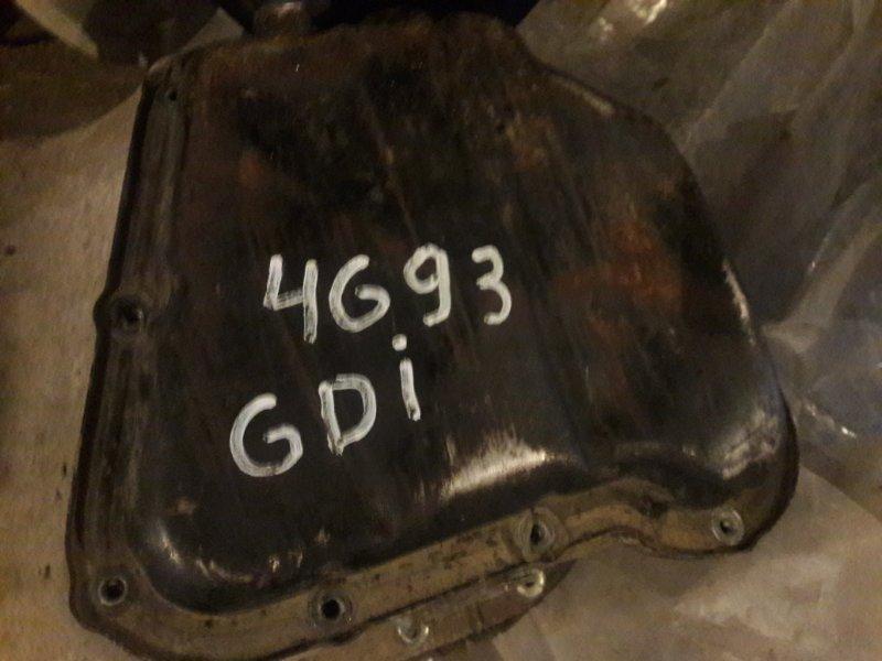 Поддон двигателя Mitsubishi Lancer CS5W, CS2W 4G93 GDI 2001