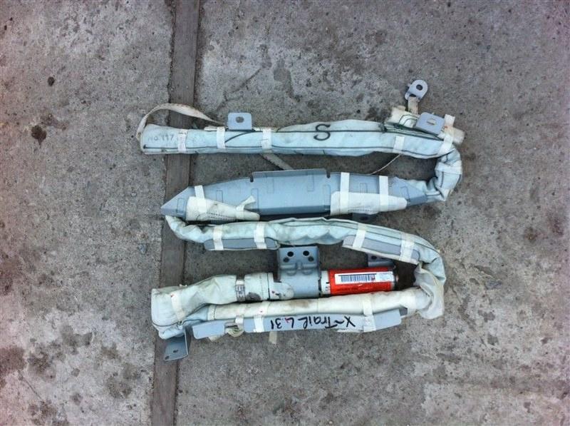 Airbag Nissan X-Trail 31 левый