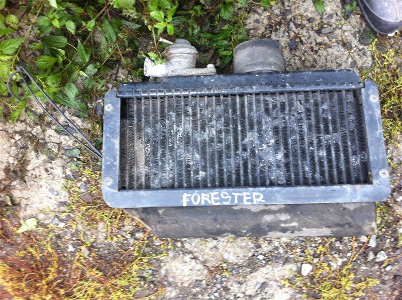 Интеркуллер Subaru Forester SF EJ20