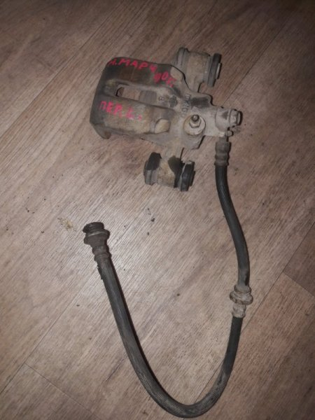 Суппорт Nissan March EK10 K10 1990 передний