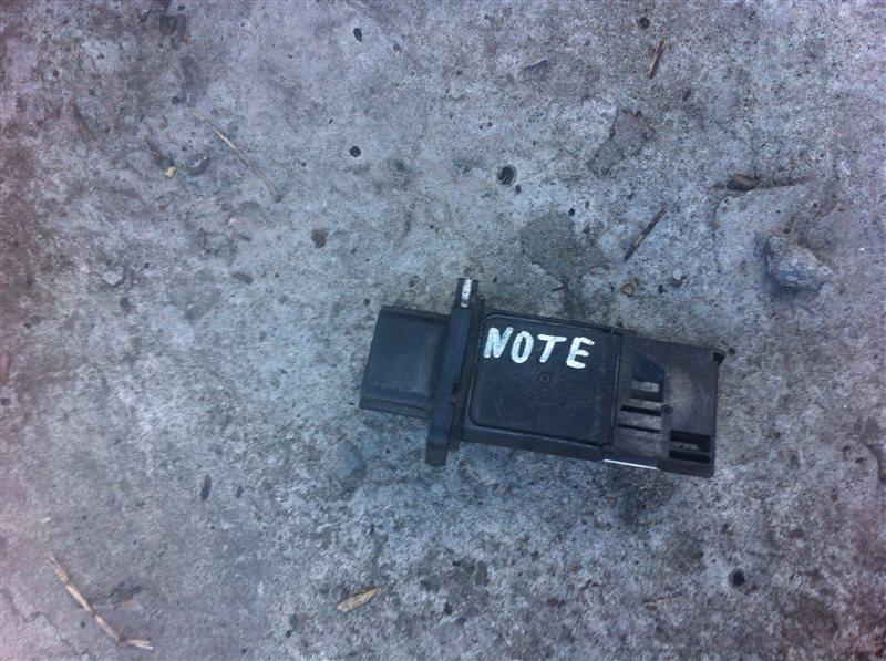 Дмрв (датчик массового расхода воздуха) Nissan Note HR16