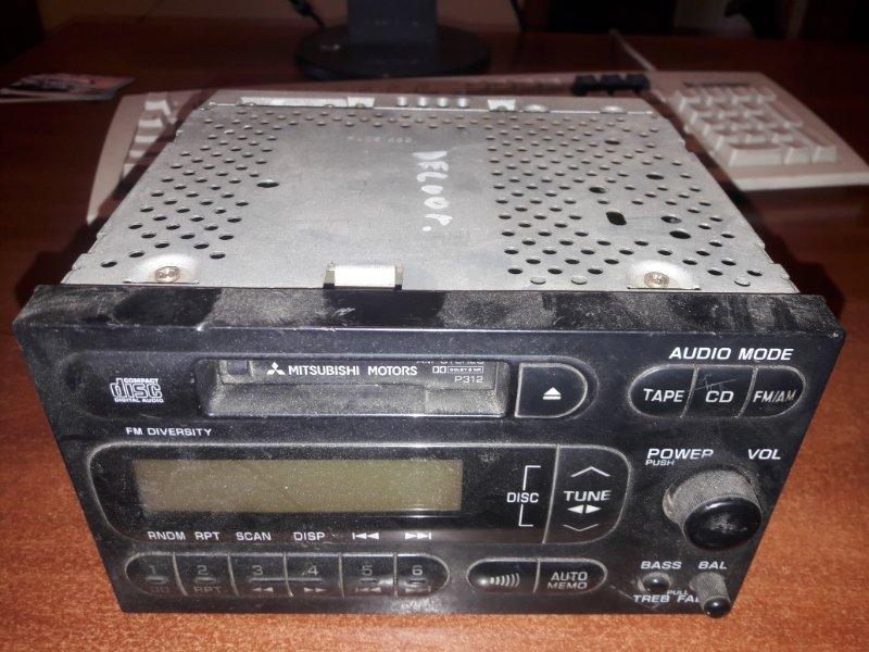 Магнитола Mitsubishi Delica PD6W, PD4, PE8W 6G72 2001