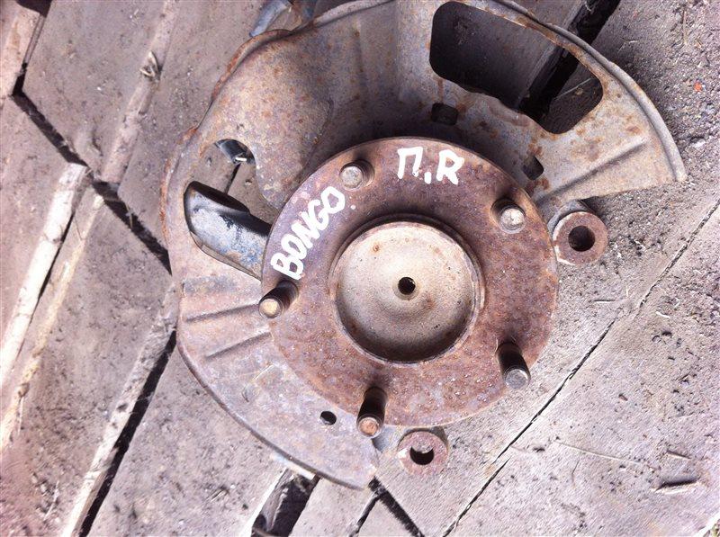 Кулак поворотный Mazda Bongo WL4