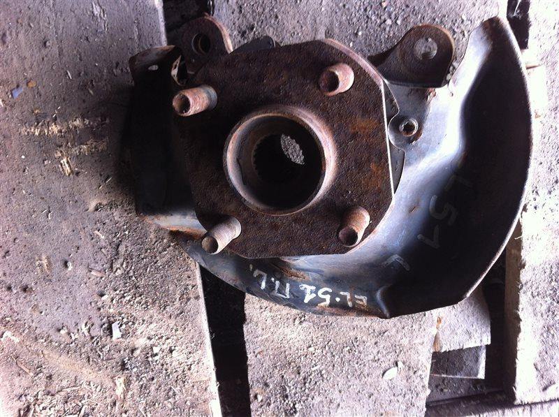 Кулак поворотный Toyota Corsa EL51 передний