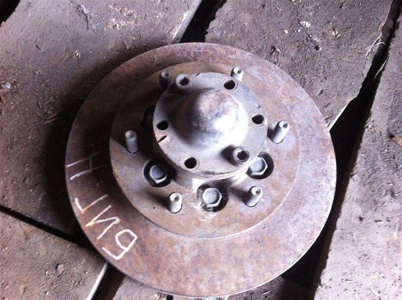 Тормозной диск Isuzu Bighorn передний
