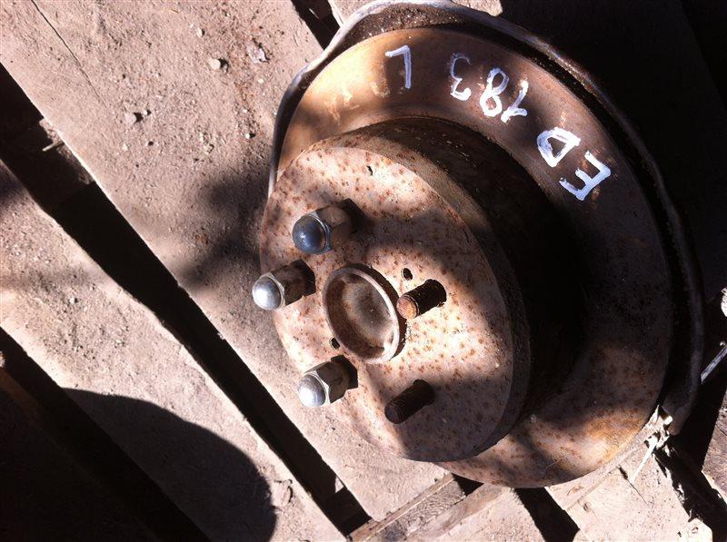 Ступица Toyota Carina Ed 180 182 задняя