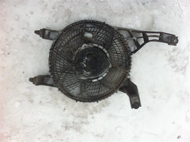 Вентилятор радиатора Toyota Sequoia 60 3UR 2010