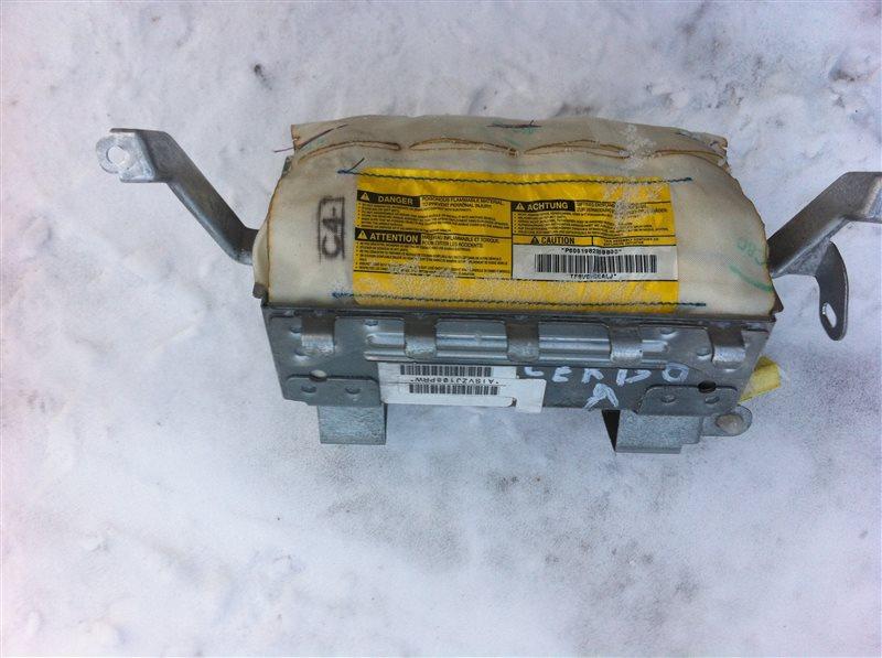 Airbag пассажирский подушка безопасности Toyota Sequoia 60 3UR 2010