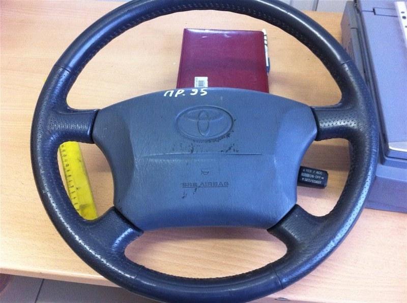 Airbag подушка безопасности на руль Toyota Land Cruiser Prado 95 2000