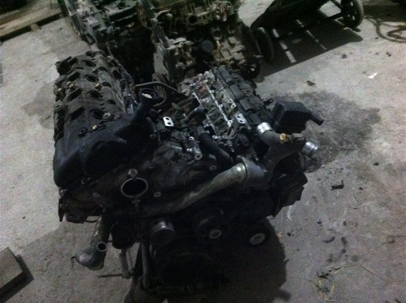Двигатель Toyota Land Cruiser 200 1VD 2011