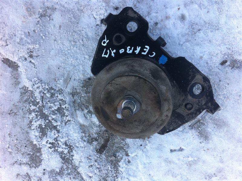 Крепление опора двигателя Toyota Sequoia 60 3UR 2010