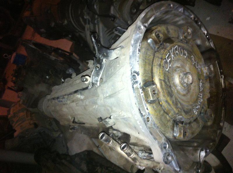Коробка переключения передач Toyota Sequoia 60 3UR 2010