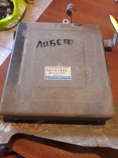 Блок управления акпп Mitsubishi Libero CD2V CD5W 4G93 1993