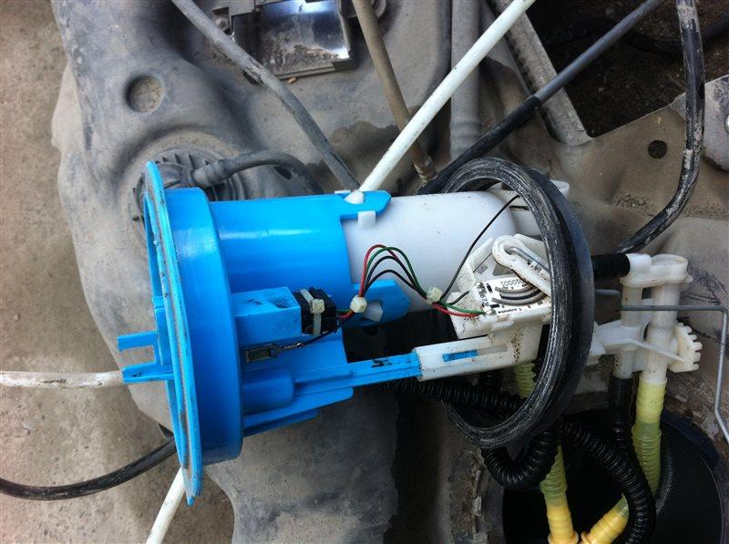 Бензонасос топливный насос Volkswagen Tiguan 5N2 2.0TFSI 2014