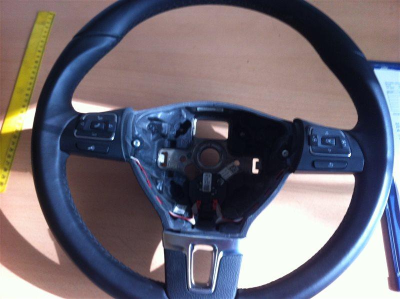 Руль Volkswagen Tiguan 5N2 2.0TFSI 2014
