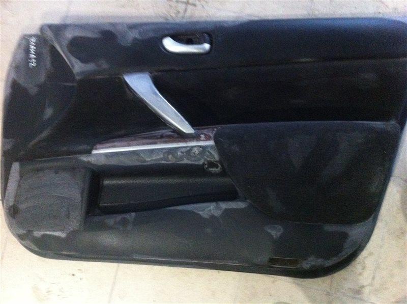 Обшивка двери Nissan Teana 32 передняя правая