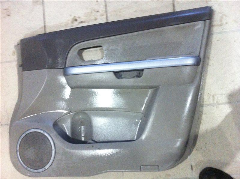 Обшивка двери Suzuki Grand Vitara TD54W передняя
